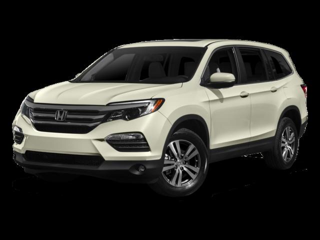 2017 Honda Pilot EX-L w/Navi AWD EX-L 4dr SUV w/Navi