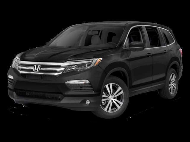2017 Honda Pilot EX-L 4D Sport Utility