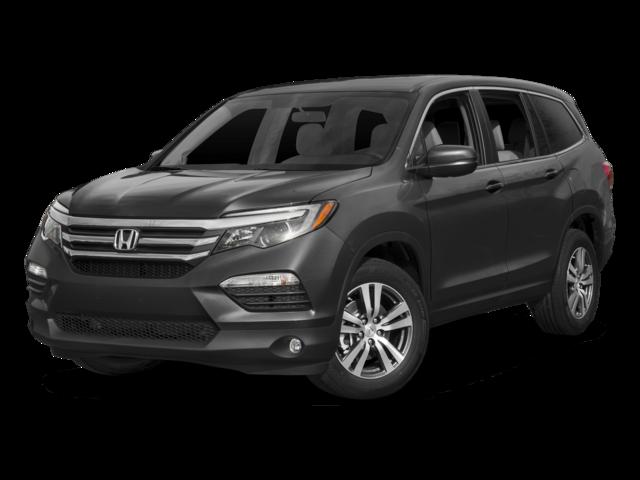 2017 Honda Pilot EX 4D Sport Utility