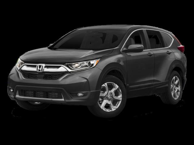 2017 Honda CR-V EX-L 4D Sport Utility