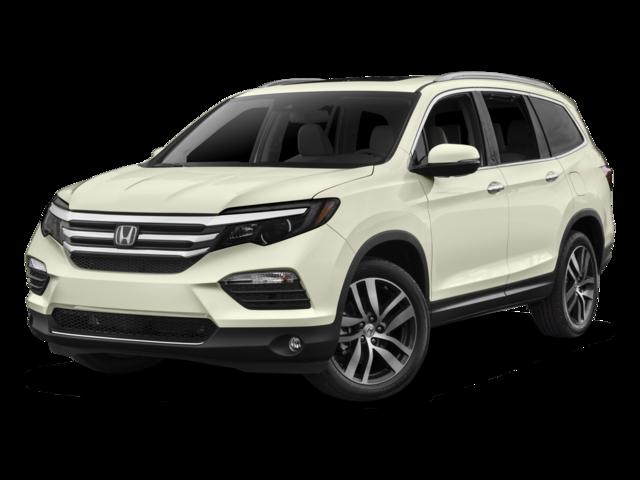 2017 Honda Pilot Touring AWD Touring 4dr SUV