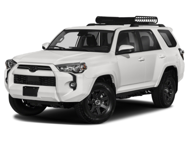 2022 Toyota 4Runner Trail Special Edition