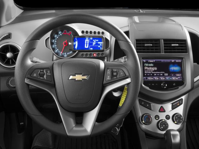 Pre-Owned 2016 Chevrolet Sonic LT