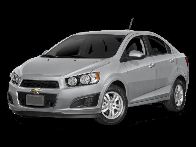 2016 Chevrolet Sonic LT 4D Sedan