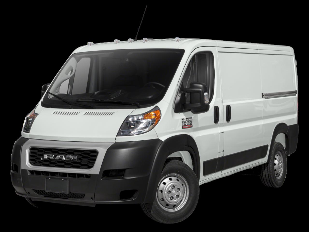 New 2020 Ram ProMaster Cargo Van Low Roof