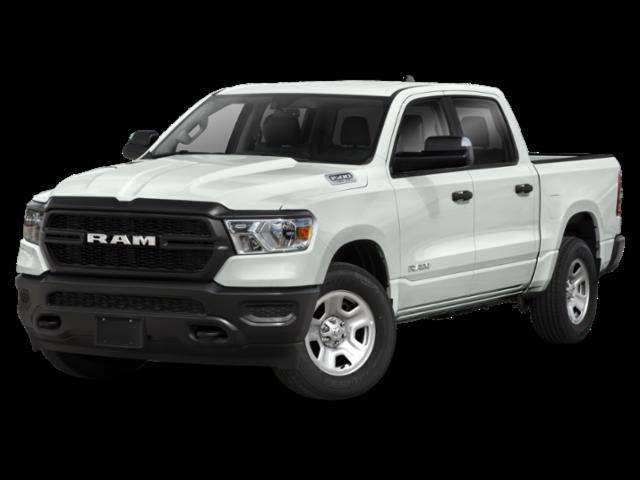 New 2020 Ram 1500 Tradesman 4x4 Crew Cab 5'7 Box