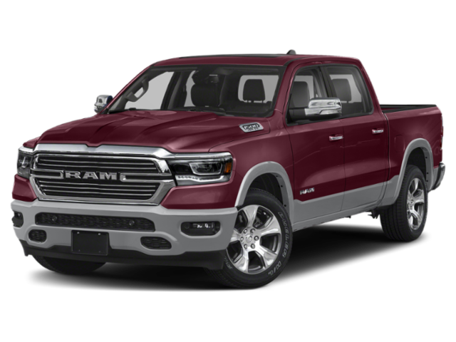 New 2020 Ram 1500 Laramie 4x2, currently in Loaner Status RWD 4D Crew Cab