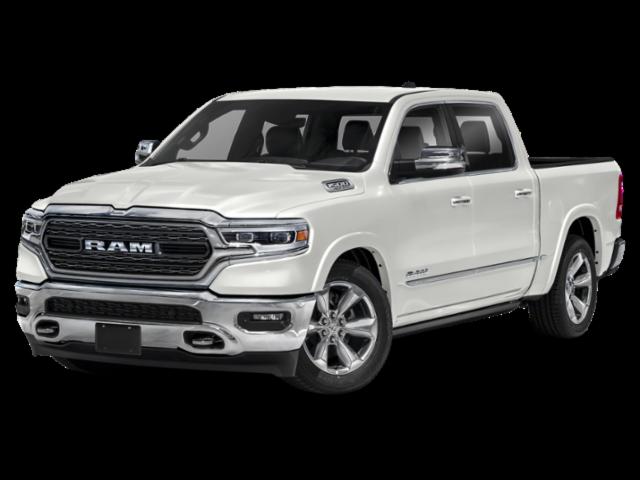 New 2020 RAM 1500 Limited 4x4 Crew Cab 5'7 Box