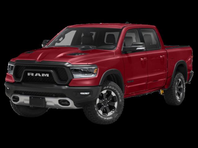New 2020 RAM 1500 Rebel