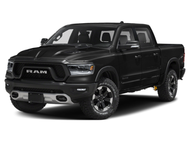 2020 RAM 1500 4WD CREW 5'7 REBEL