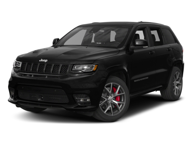 2017 JEEP Grand Cherokee SRT Sport Utility