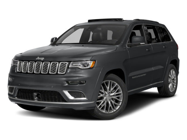 2017 Jeep Grand Cherokee Summit 4D Sport Utility