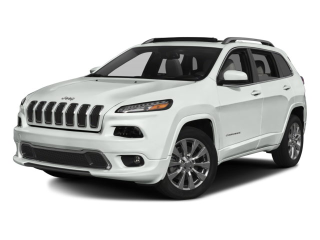 2017 Jeep Cherokee Overland 4D Sport Utility