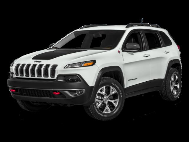 2017 Jeep Cherokee Trailhawk 4x4 *Ltd Avail* Sport Utility