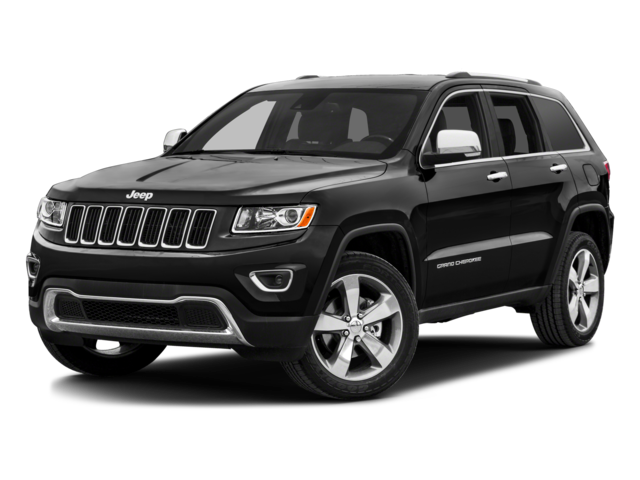 2016 Jeep Grand Cherokee Limited 4D Sport Utility