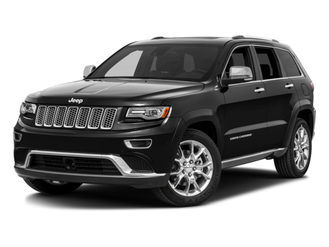 2016 Jeep Grand Cherokee Summit Sport Utility