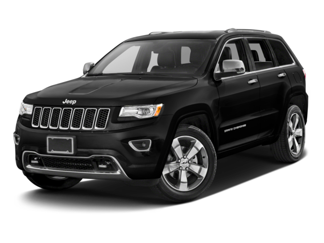 2016 Jeep Grand Cherokee Overland 4D Sport Utility