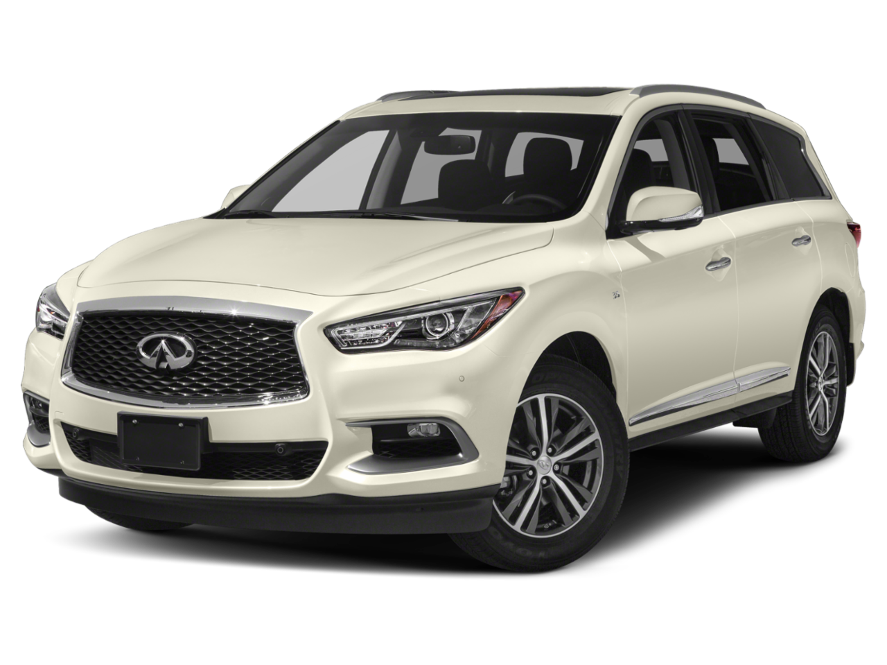 New 2019 INFINITI QX60 LUXE AWD Sport Utility