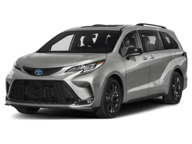 2022 Toyota Sienna LMT