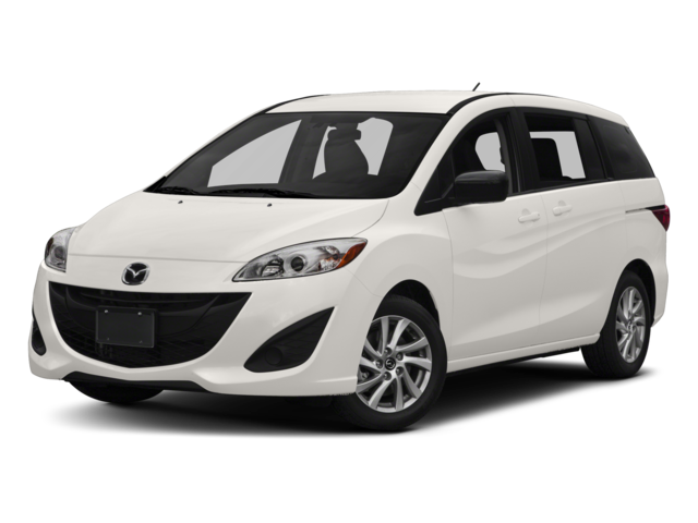 2016 Mazda Mazda5 GS 4 Door Car