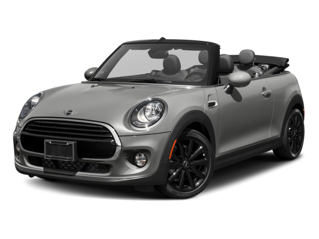 2018 MINI Cooper Convertible Base 2D Convertible