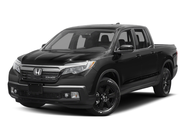 2017 Honda Ridgeline Black Edition 4D Crew Cab