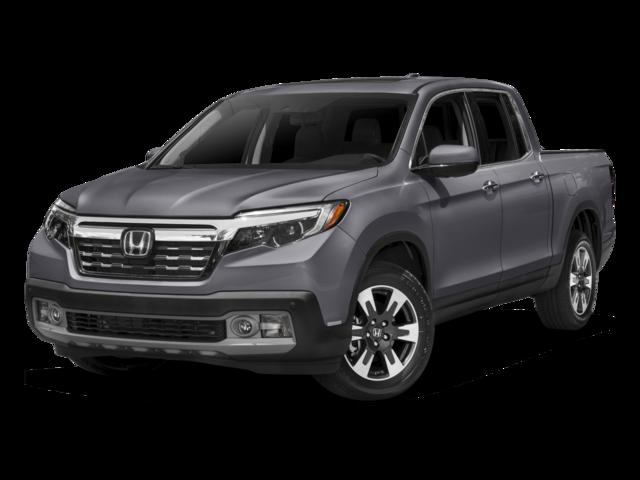 2017 Honda Ridgeline RTL-E Truck