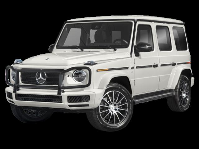 New 2020 Mercedes-Benz G-Class G 550