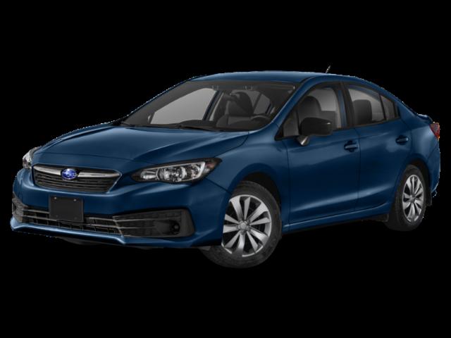 2022 Subaru Impreza Base 4D Sedan