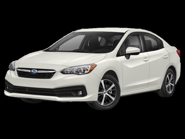 2022 Subaru Impreza Premium 4D Sedan