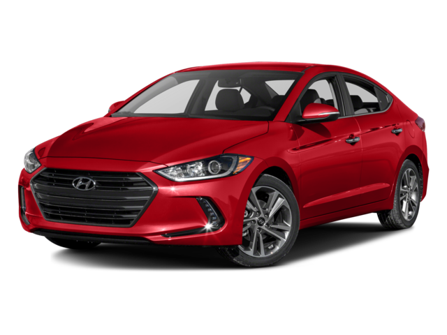 2017 Hyundai Elantra Limited 4D Sedan