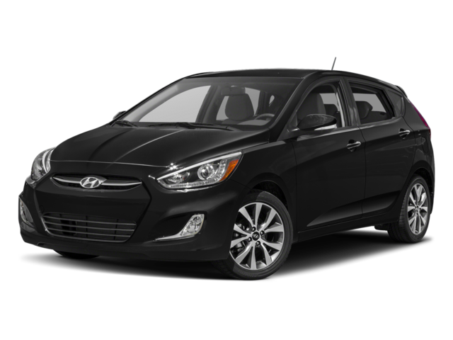 2017 Hyundai Accent Sport 4D Hatchback