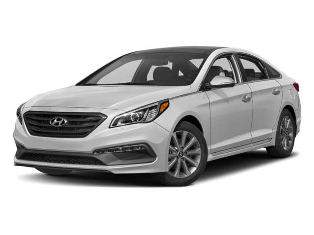 2017 Hyundai Sonata LIMITED 2.4L Heated Front Seats, Panoramic sunroof, 8.0  touch screen navigation system, Rearview Ca 4dr Car