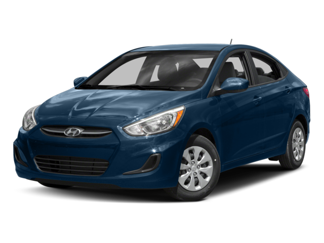 2017 Hyundai Accent SE 4D Sedan