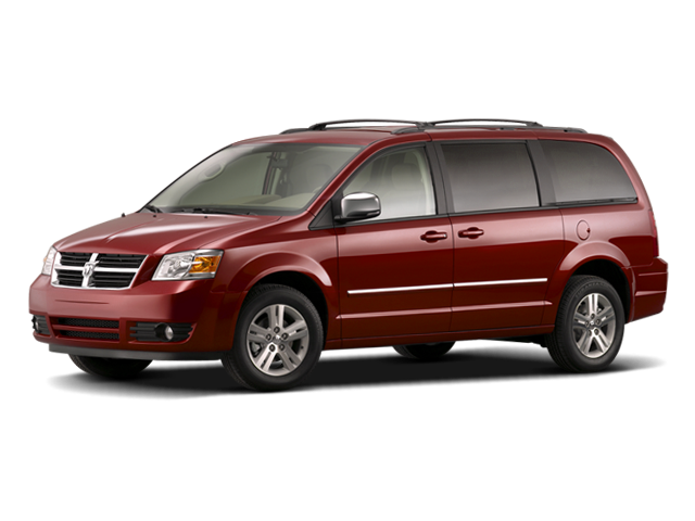 Pre-Owned 2009 DODGE GRAND CARAVAN SXT Miniva