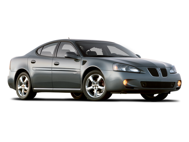 Pre-Owned 2008 PONTIAC GRAND PRIX Sedan 4D
