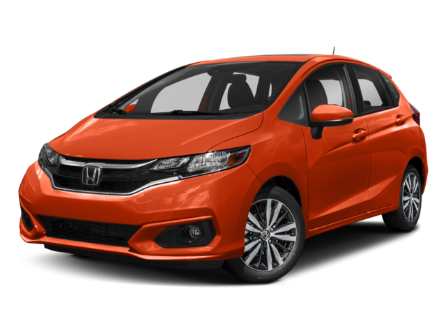 2018 Honda Fit EX-L 4D Hatchback