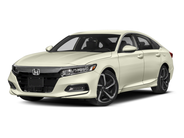 2018 Honda Accord Sedan Sport CVT 4dr Car