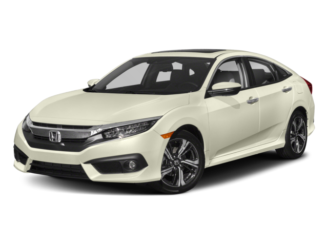 2018 Honda Civic Touring 4D Sedan