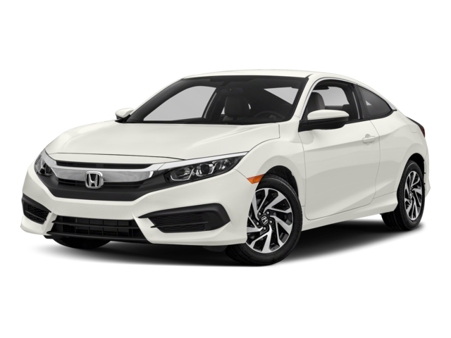 2018 Honda Civic Coupe LX Two-Door Coupe