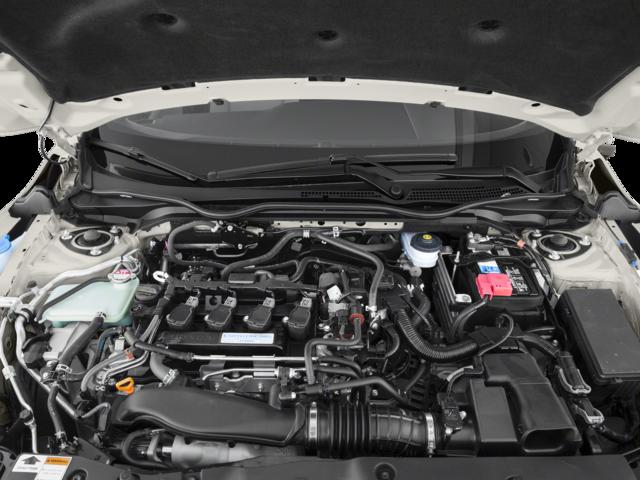 New 2018 Honda Civic Hatchback EX-L Navi CVT