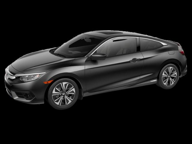 2018 Honda Civic Coupe EX-T CVT w/Honda Sensing Coupe