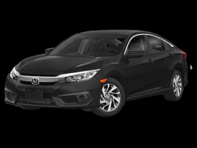 2018 Honda Civic Sedan EX CVT 4dr Car