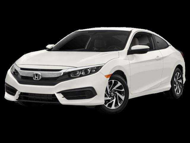 2018 Honda Civic Coupe LX CVT w/Honda Sensing 2dr Car