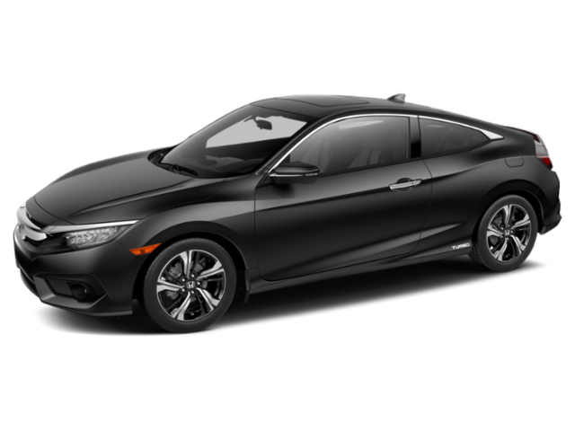 2018 Honda Civic Coupe Touring CVT 2dr Car