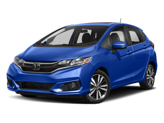 2018 Honda Fit EX-L Four-Door Sedan