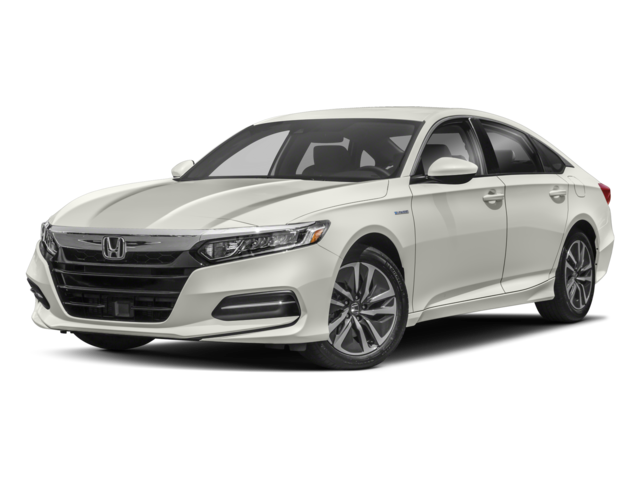2018 Honda Accord Hybrid Base (CVT) Four-Door Sedan
