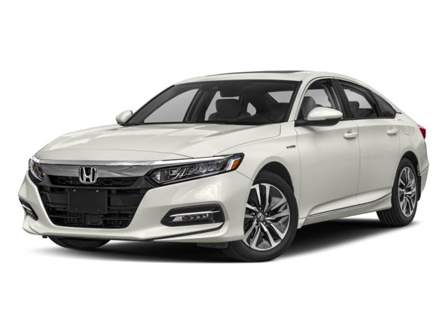 2018 Honda Accord Hybrid EX-L 4D Sedan