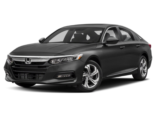 2018 Honda Accord EX-L 4D Sedan
