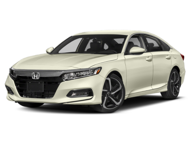 2018 Honda Accord Sport 4D Sedan